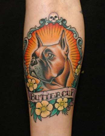 Tattoos - Buttercup - 34726