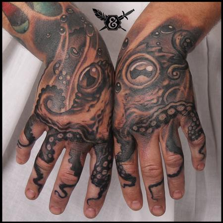 Tattoos - Octohands! - 70077