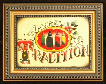Russ Abbott - Tribute to Tradition