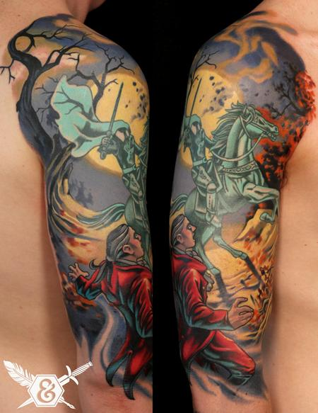 Tattoos - Sleepy Hollow - 70089