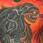 Cobra on Ribs Tattoo Design Thumbnail
