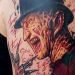 Nightmare on Elm Street Tattoo Design Thumbnail