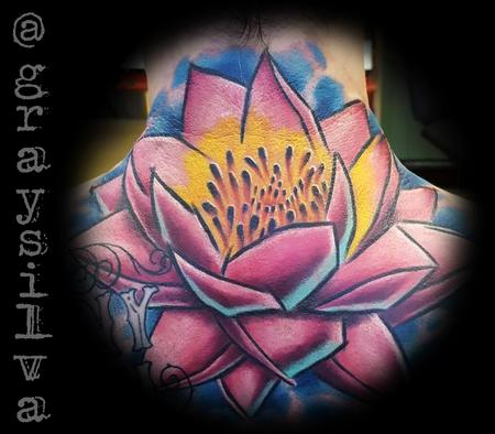Tattoos - Lotus flower - 120444