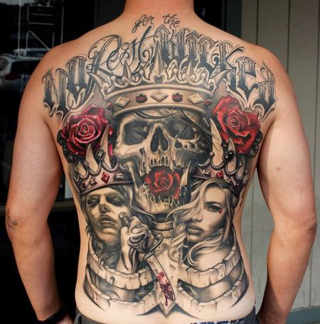 Tattoos - untitled - 129125