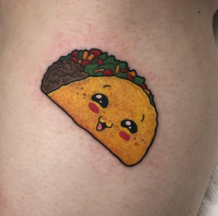 Taco Tattoo Tattoo Thumbnail