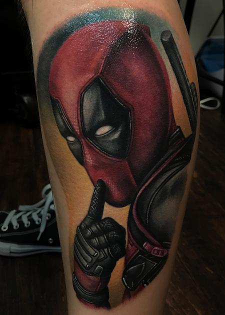 Tattoos - Deadpool - 126616