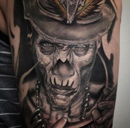 Tattoos - Baron Samedi  - 131706