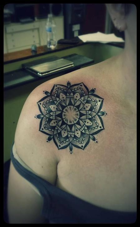 Mandala Tattoo Thumbnail
