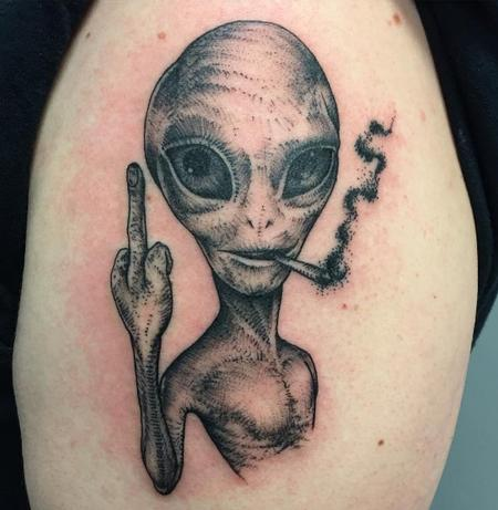 Alien Tattoo Thumbnail