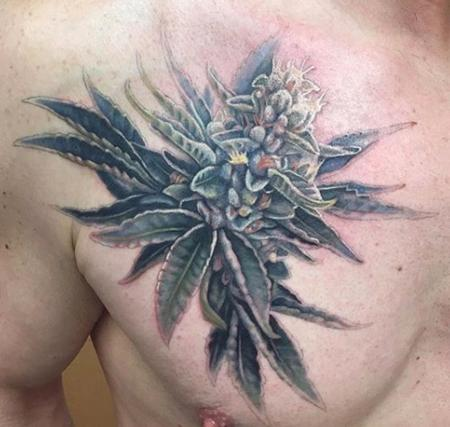 Tattoos - Greenery  - 131598