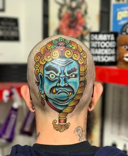 Fudo Myo-o Tattoo Thumbnail