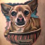 Tattoos - Puppy Portrait - 111930