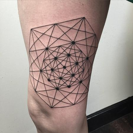 Geometrical Tattoo Tattoo Design Thumbnail