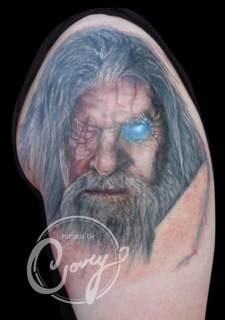 Tattoos - Nordic Portrait Tattoo Sioux Falls - 93762