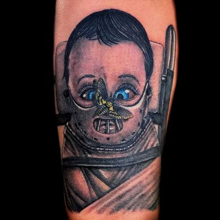 Tattoos - Baby Hannibal - 122915