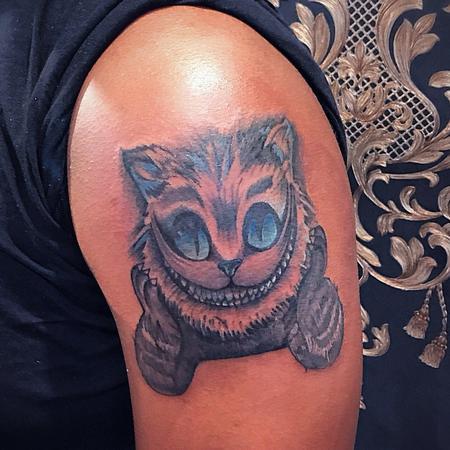 D.J - Cheshire Cat