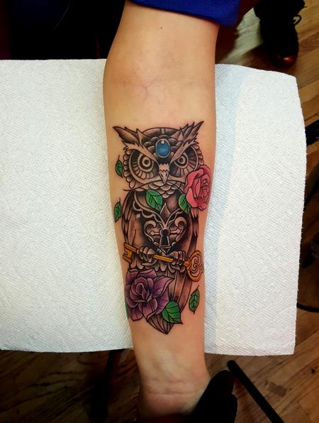 Tattoos - OWL  - 133155
