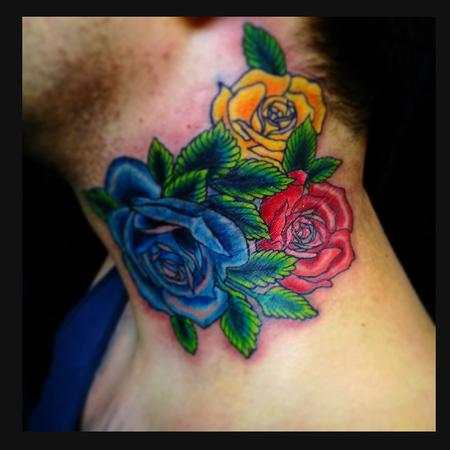 full colors roses Design Thumbnail