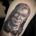bill nye Tattoo Design Thumbnail