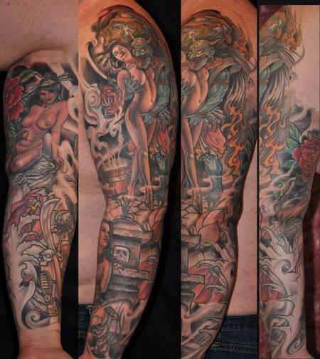 roly viruez 39 s tattoo designs tattoonow. Black Bedroom Furniture Sets. Home Design Ideas