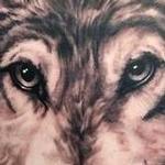 Wolf Tattoo Design Thumbnail