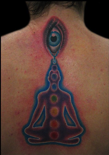 Chakra Tattoo Tattoo Design