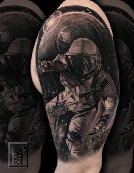 Michael Perry - astronaut