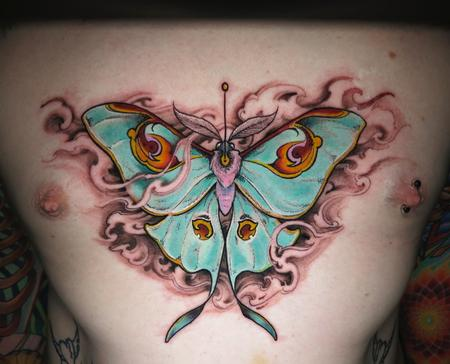 Tattoos - Moth - 95314