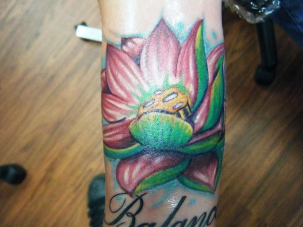 Lotus flower tattoo Tattoo Design