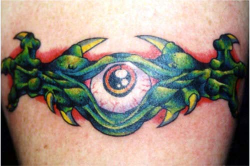 Eyeball by jason setchel tattoonow for Tattoo shops roanoke va