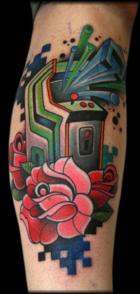 Tattoos - Arcade - 77123