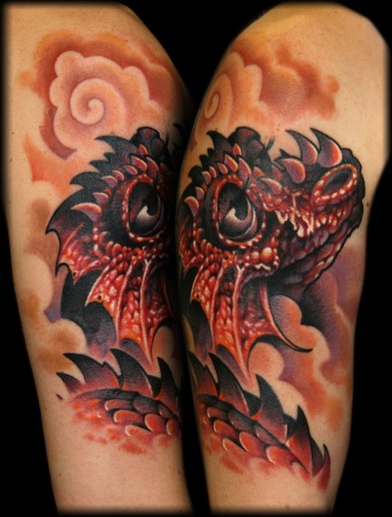 Jeff Ensminger - Dragon