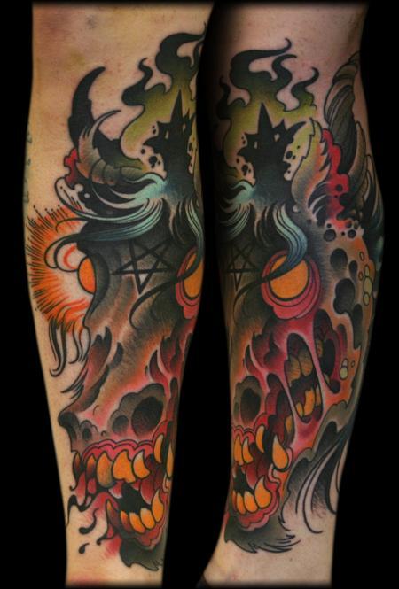 Metal Looking Tattoos | www.pixshark.com - Images ...