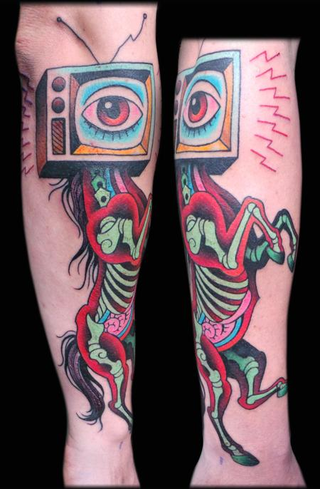 Tattoos - innards - 82910