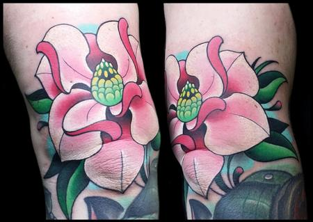 Tattoos - magnolia - 99267