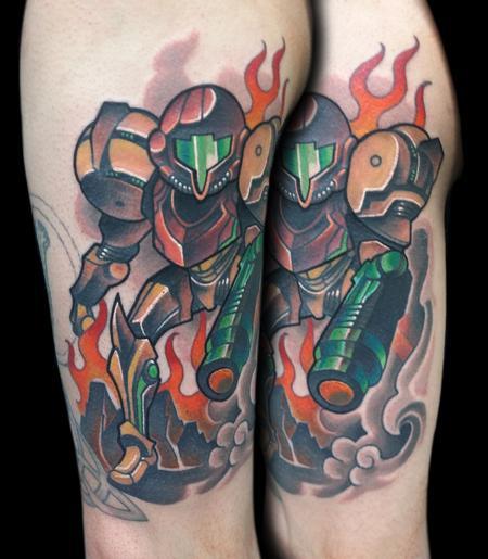 Tattoos - samus - 106261