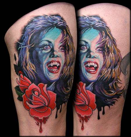 Tattoos - Vamp - 77124
