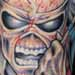 tattoo galleries/ - Iron Maiden sleeve