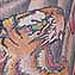 Tattoos - tiger and cherry blossoms - 14630