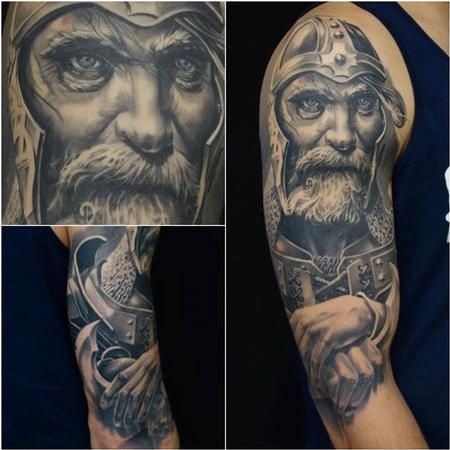 Tattoos - Old Danish Viking  - 96266