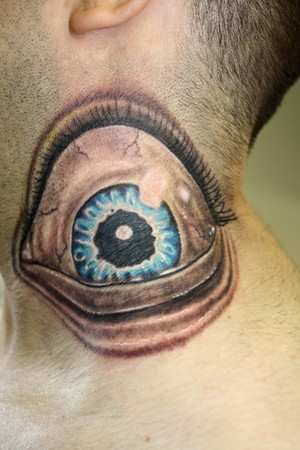 Tattoos - Eyeball - 35924