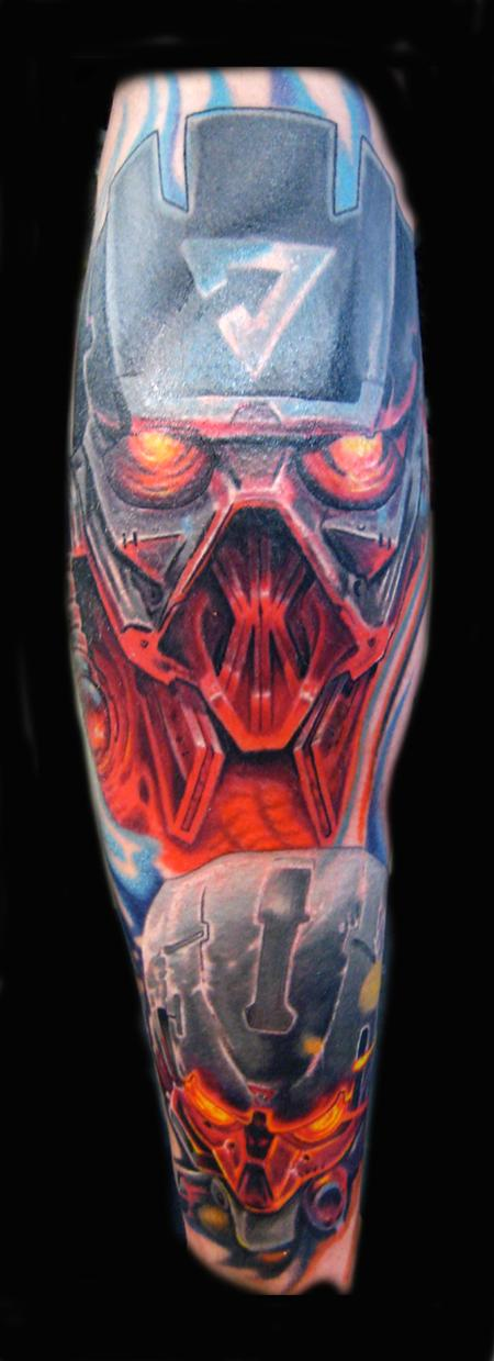 Tattoos - Killzone tattoo - 56244