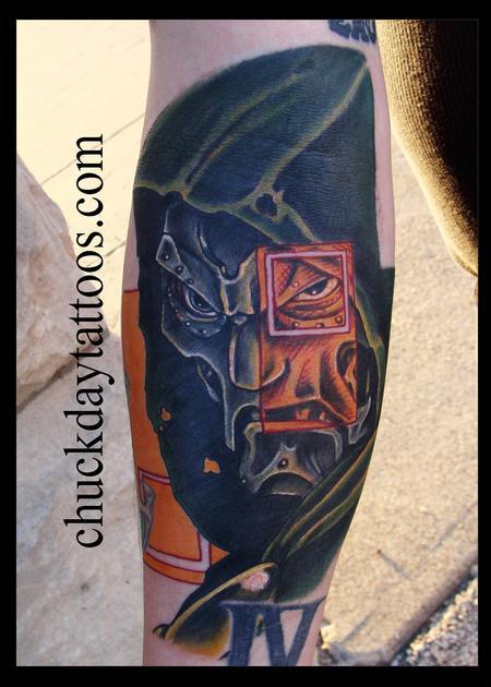 Tattoos - Dr. DOOM - 78311