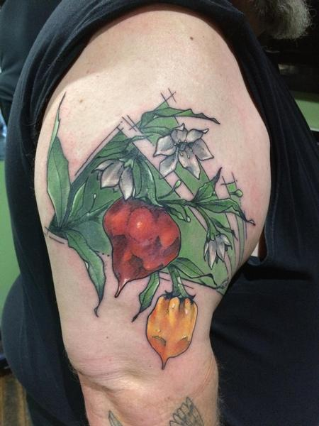 Tattoos - Habaneros - 125703