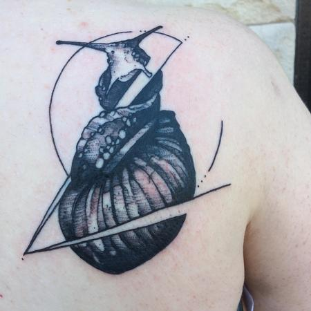 Tattoos - Snail - 127222