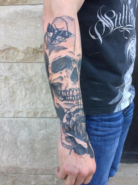 Chuck Day - Ians arm