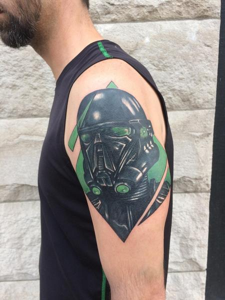 Tattoos - Death Trooper - 128278