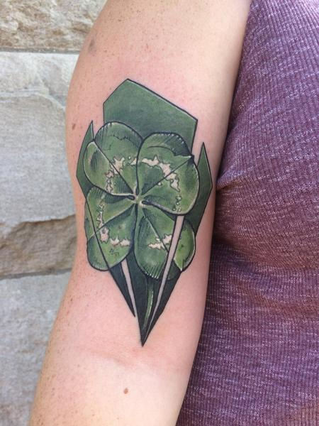 Tattoos - Clover - 129804