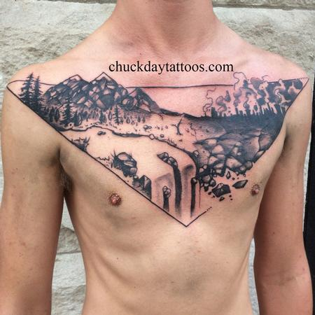 Tattoos - mans effect - 109743