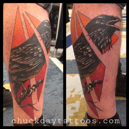 Tattoos - Raven - 111516